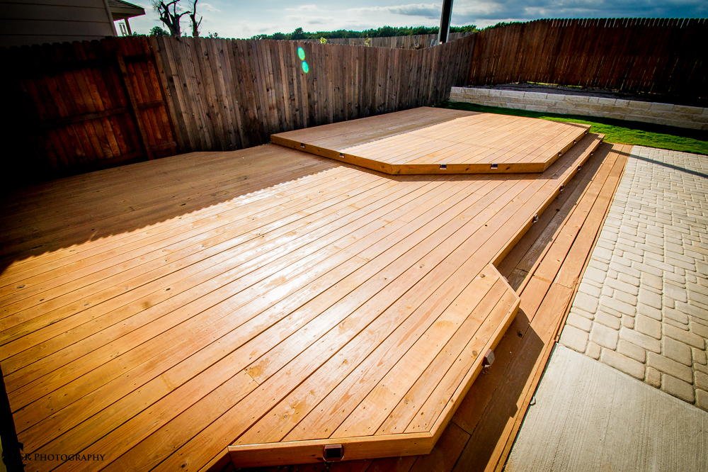 Custom Patios Decks Waco Killeen