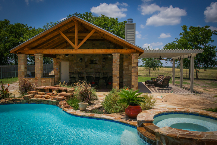 Pool Cabanas Remodels